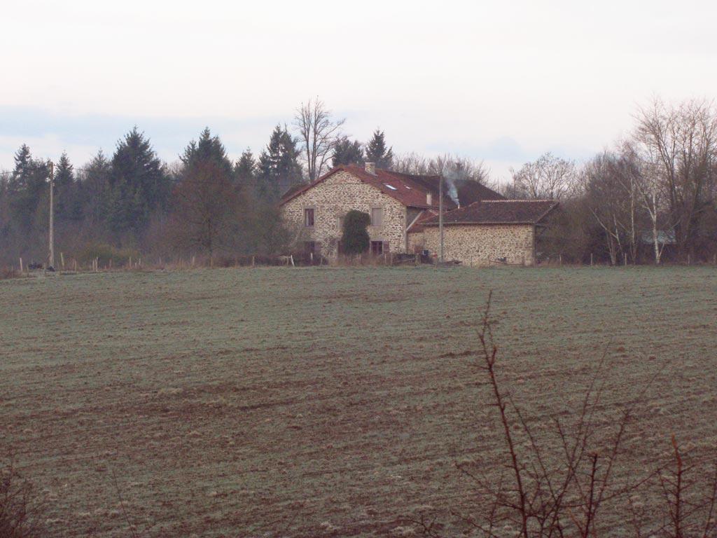 La ferme des landes de pagnac