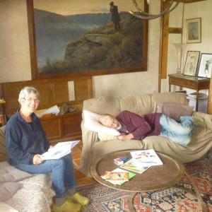 Chantal et Luc s'entrainent pour la retraite 1/2