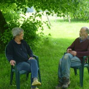 Chantal et Luc s'entrainent pour la retraite 2/2